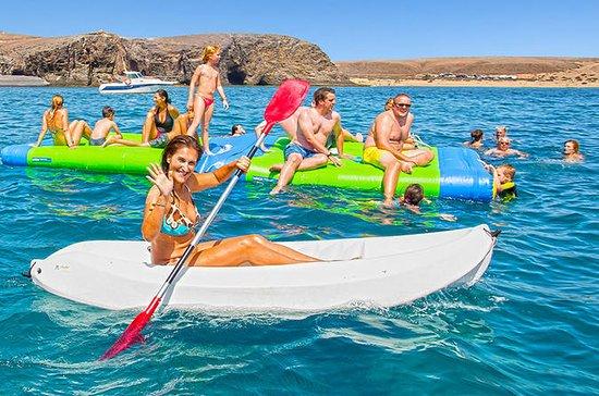 Lanzarote-Kreuzfahrt mit Wassersport...