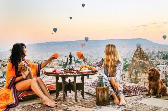 2-Day Cappadocia with Sultan Cave...