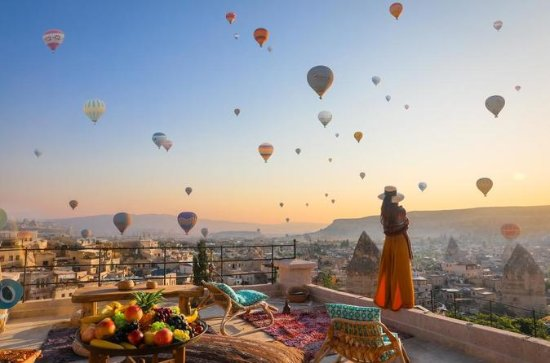 2-Day Cappadocia Tour with Mithra...