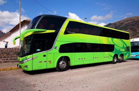Direct Bus Cusco to Puno