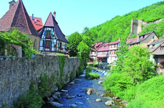 Villages of Alsace half day tour from...