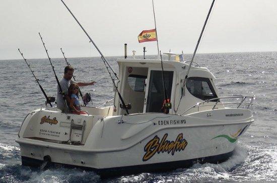 La migliore esperienza di pesca