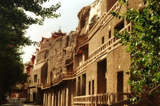 Private One Day Tour: Mogao Grottoes...
