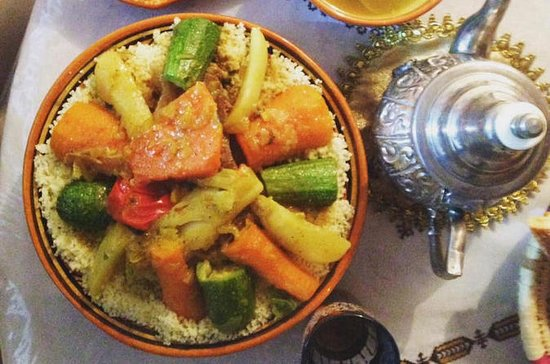 Authentic Moroccan Home-Cooking...