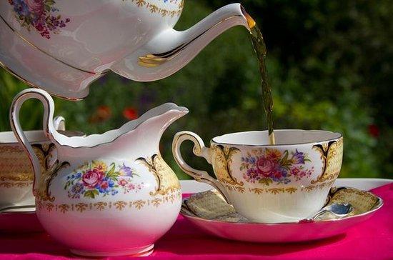 Afternoon Tea con un ballerino di