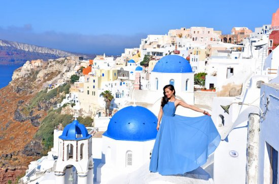 Santorini Photo Tour with your