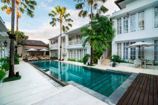 The Colony Hotel Bali Foto