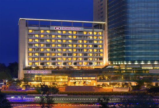 Crowne Plaza Ahmedabad City Centre