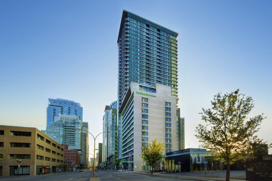 Holiday Inn Hotel And Suites Montreal Centre Ville Ouest Montreal