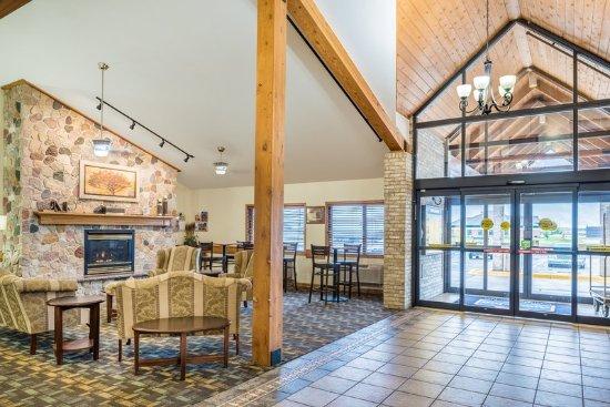 Wahpeton, Kuzey Dakota: Lobby
