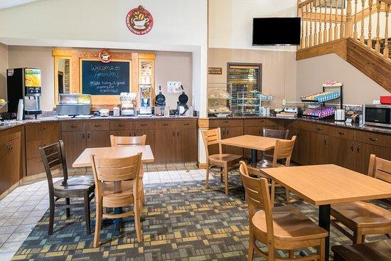 Wahpeton, Kuzey Dakota: Restaurant