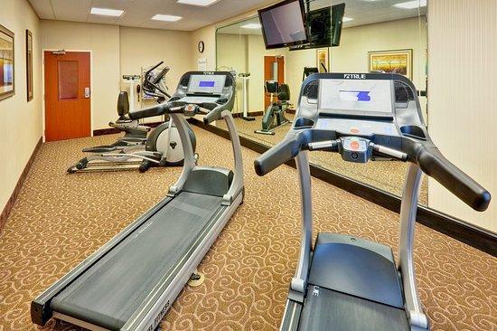 McComb, MS: Health club
