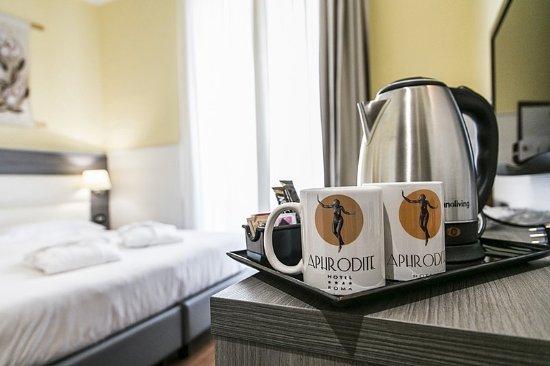 Hotel Aphrodite Rome Reviews