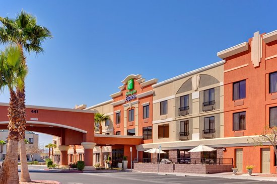 Holiday Inn Express Henderson: Exterior
