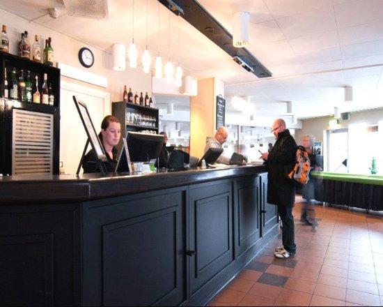 Loddekopinge, Suecia: Lobby