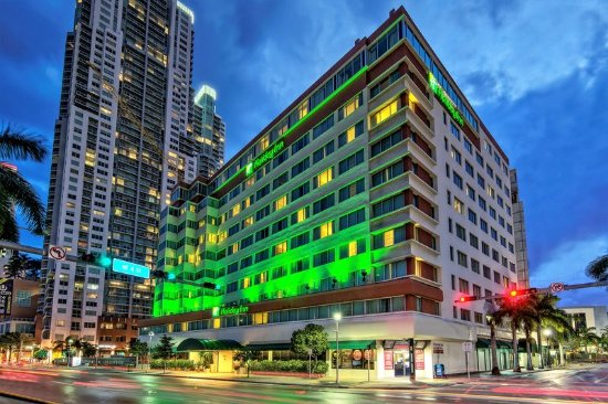 Holiday Inn Port of Miami Downtown: Exterior