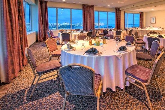 Holiday Inn Port of Miami Downtown: Ballroom