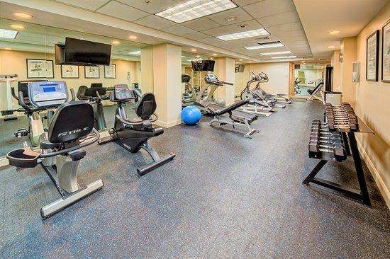 Holiday Inn Port of Miami Downtown: Health club