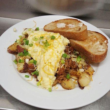 North Haven, Коннектикут: State Street Cafe