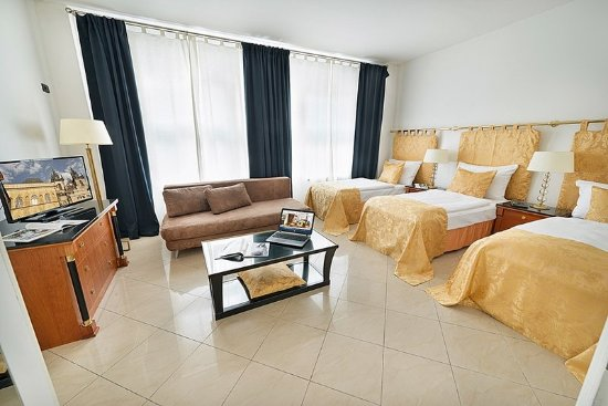 Residence Bologna: Guest room