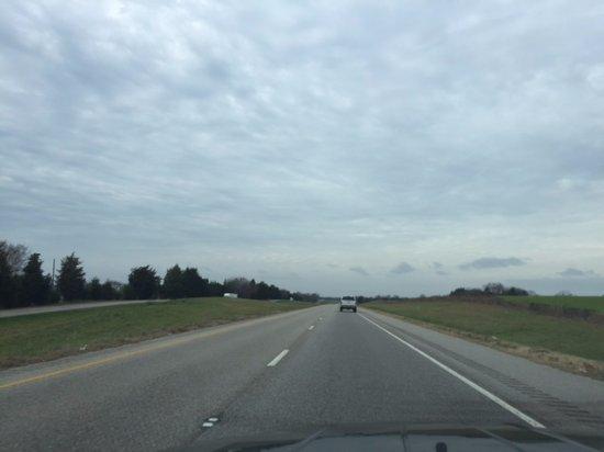Selma, AL: On the road