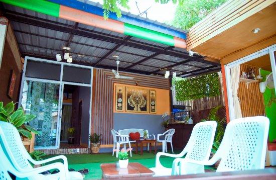 Koh Nang Yuan: ฺฺิBP HOUSE / relax hostels