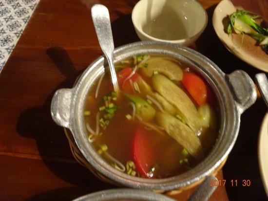 Cau Go Vietnamese Cuisine Restaurant: スープ