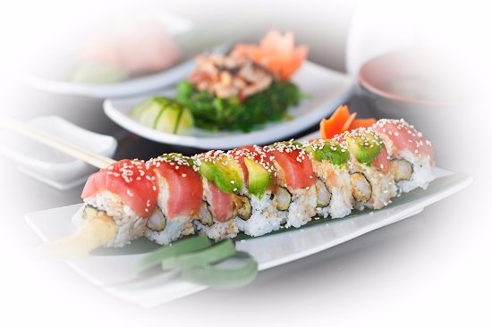 Sushi bar obr zok tokyo steakhouse asian fusion lehi for Asian fusion cuisine and sushi bar