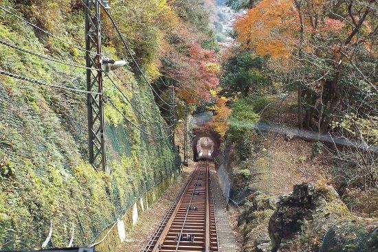 Isehara, Japan: 途中の風景。