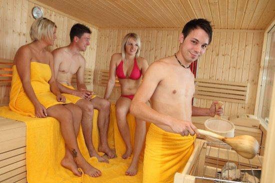 Leutschach, Austria: Sauner