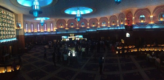 Raj Mandir Cinema: Panoramic view of the hall