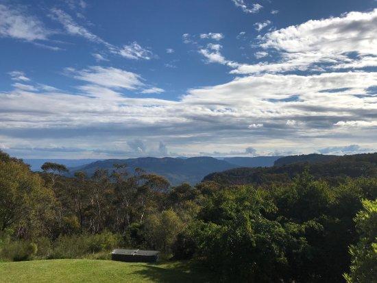 Wentworth Falls, Australia: Emperor suite