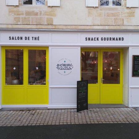 Blanquefort, ฝรั่งเศส: Pomme Cactus