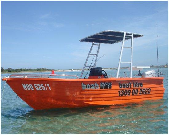 Boab Boats Cassowary Coast