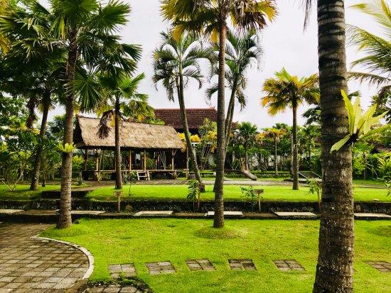 Jembrana, Indonesia: upper gardern area