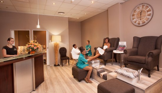 Secunda, Южная Африка: Rootz Boutique Spa