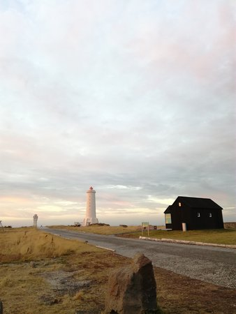 Newer Akranes Lighthouse and Guesthouse