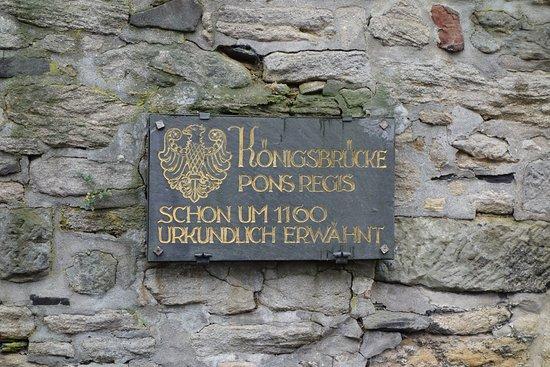 Koenigsbruecke Pons Regis