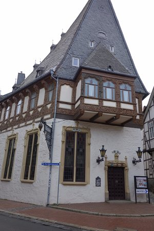 Goslar, Germany: Brusttuch