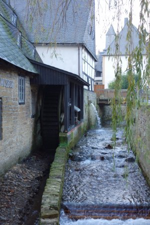 Goslar, Γερμανία: Wassermühle / Lohmühle