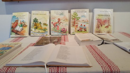 Koprivnica, Kroatien: Books written by Ivan Večenaj - Tišlarov