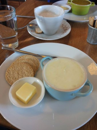 Water of Leith Cafe Bistro: Sopa