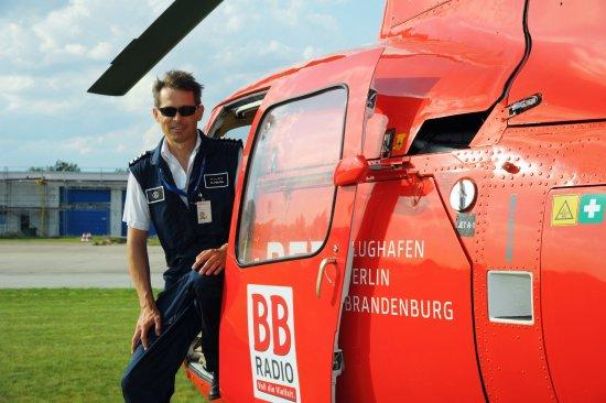 Schonefeld, Alemania: One of the Pilots