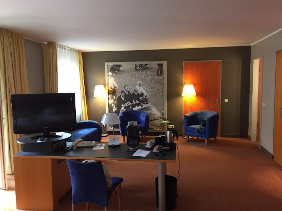Mercure Hotel & Residenz Berlin Checkpoint Charlie: номер