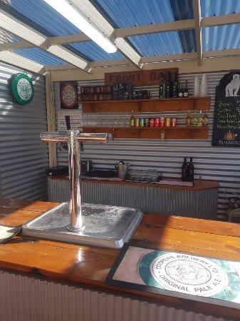 Maitland, أستراليا: Xmas Show Beer Garden