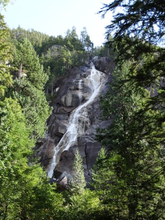 Squamish, Canada: Shannon Falls Provincial Park