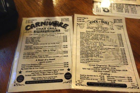 The cock bull pub and restaurant, seabrook, houston