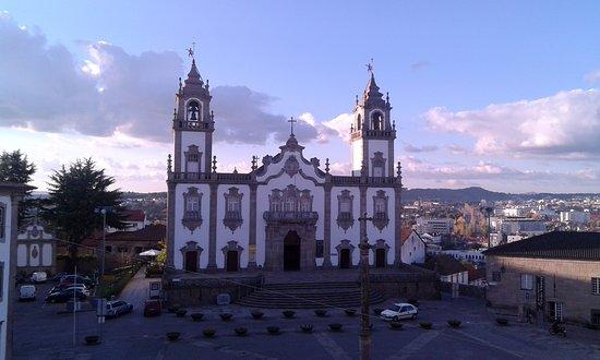Igreja da Misericórdia de Viseu: Vista externa da Igreja