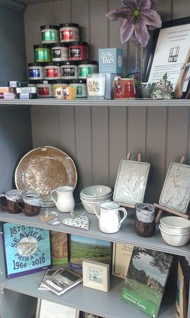 Crafts available in Glenarm Visitor Centre - take a piece of Glenarm home with you!!