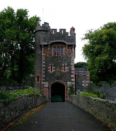 Glenarm, UK: The Barbican Gate - Irish Landmark Trust self catering